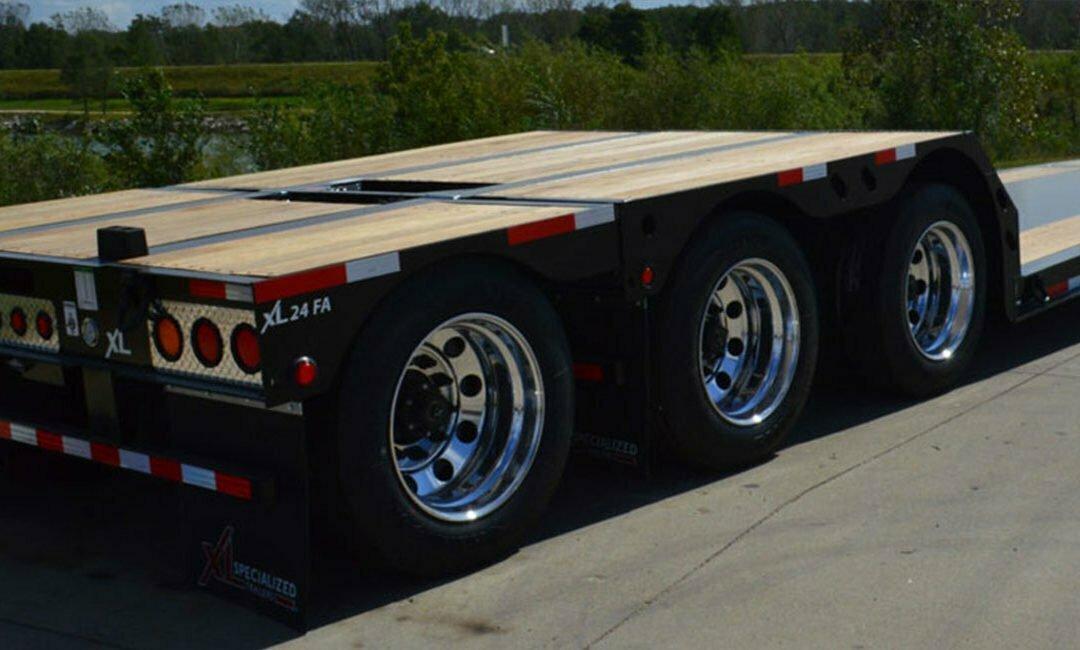 Apitong Keruing Truck Decking